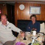 Marjorie on board 001