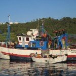 Noisiest fishing boat in the world!