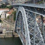 Ponte Luis I - an Eiffel edifice