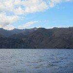 The amazing rock structure of La Gomera