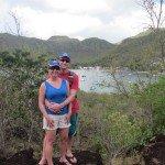 Overlooking Grande Anse