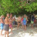 Beach Party in Aruba