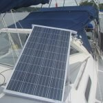 Just for the record, our new solar panel