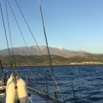 Off Isla Beata