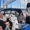 On board Classic Dream in L'AberWrach