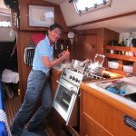 Cooking on board 002