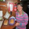 Baking bread 001