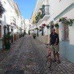 Pretty streets of Estepona