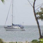 Anchorage in Nevis