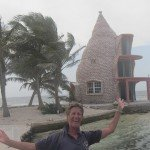 Conch house at Tom Owen's Cay