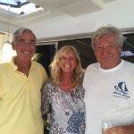 Nora & Gottfried - very generous hosts